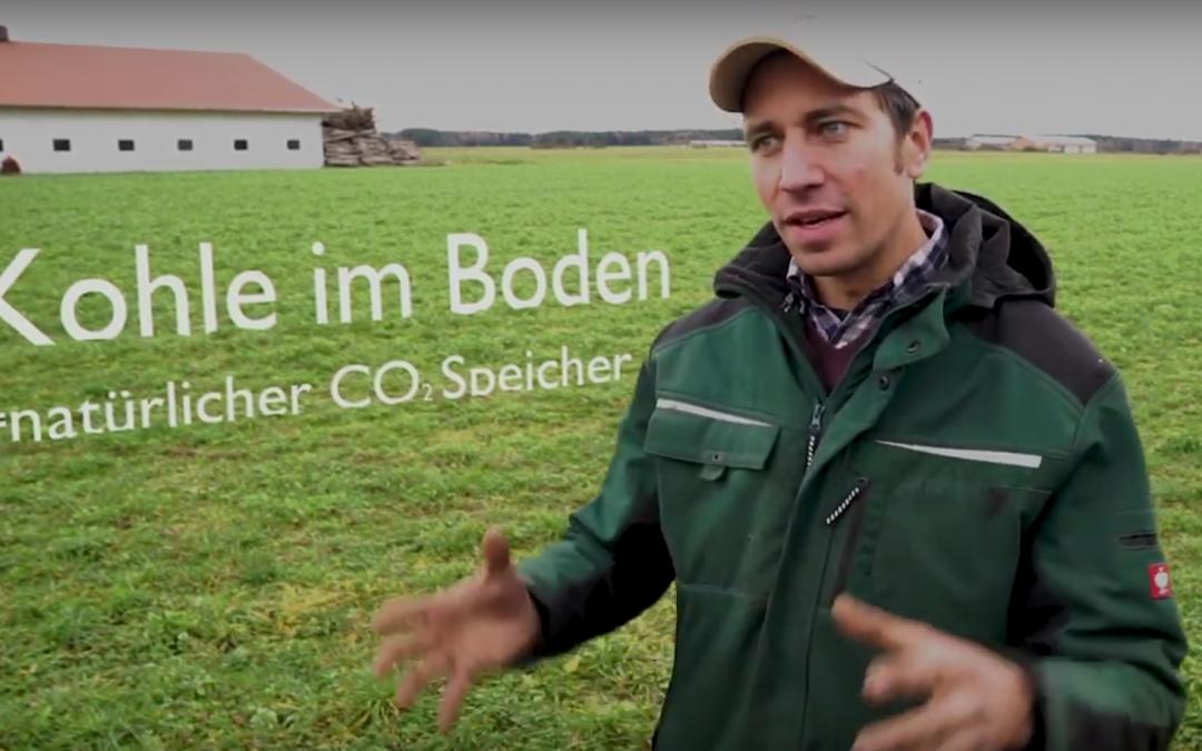KURZ ERKLÄRT: Gesunde Böden & Landwirtschaft mit Pflanzenkohle