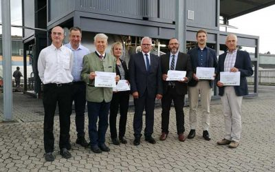 PYREG STARTS NEW RESE­ARCH PROJECT: CARBON FERTI­LIZER FROM MANURE
